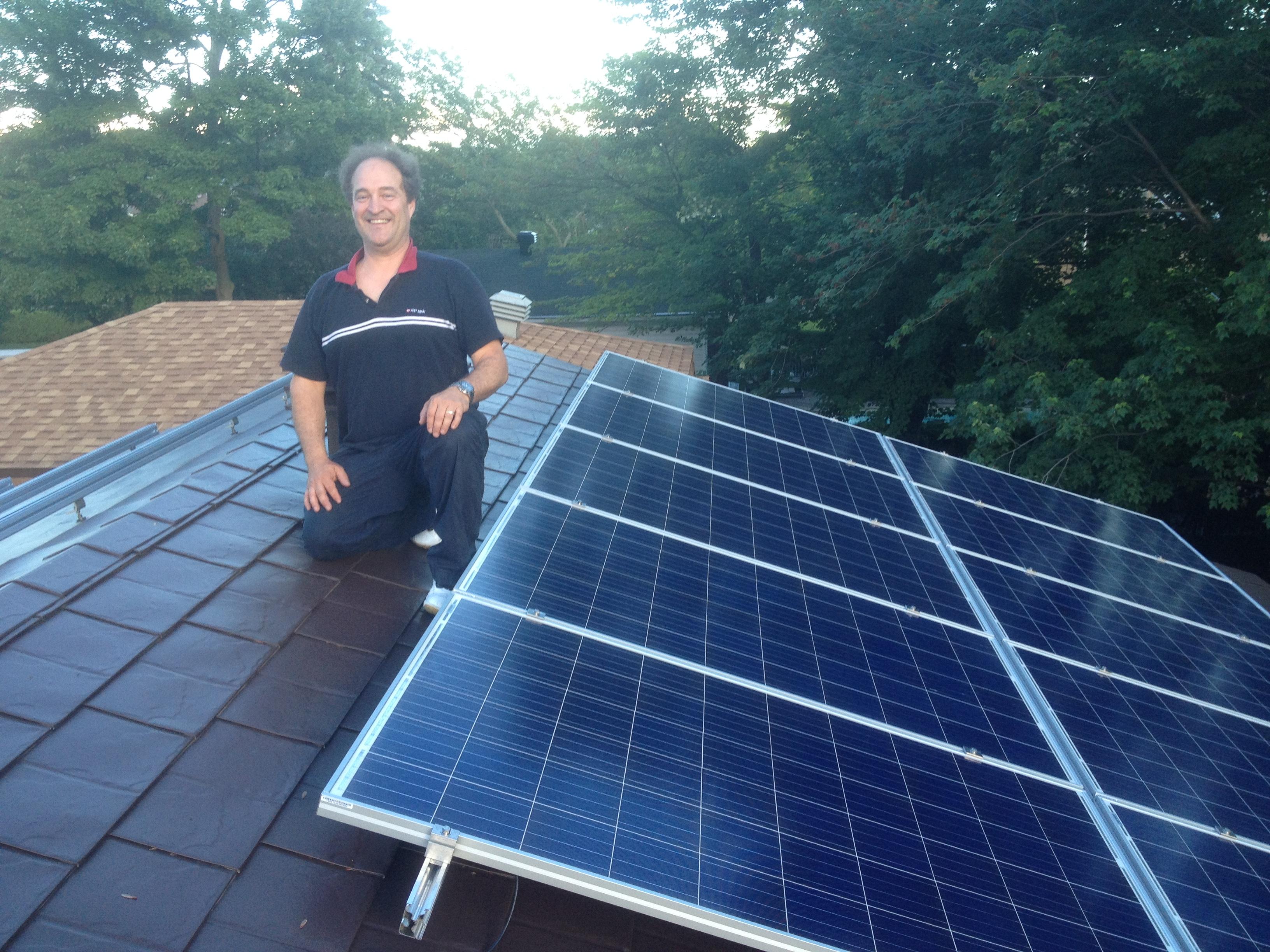 Combien De Metre De Fils Electrique Pour Une Maison facture d'autoproduction solaire :-)   roulez electrique
