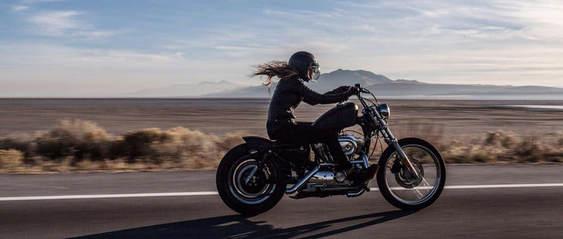 C'est un peu comme si j'avais une moto !