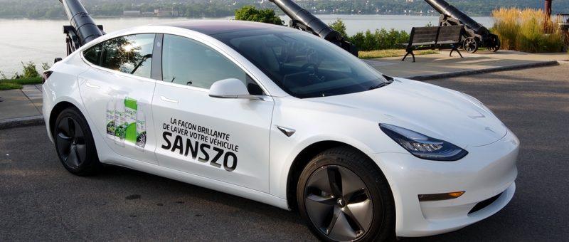 Tesla Model 3 – Expérience et analyse – partie 1 de 2