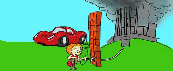 La voiture électrique a aussi ses détracteurs