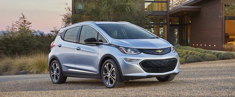 Je suis très content pour Chevrolet