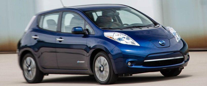 La Leaf est-elle le premier véhicule électrique de Nissan ?