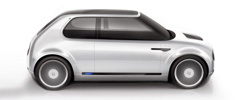 Bientôt une Honda 100% électrique ?