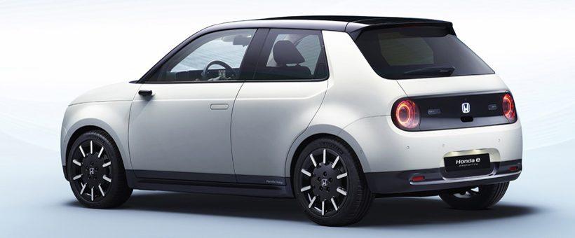 Du nouveau pour la petite Honda électrique