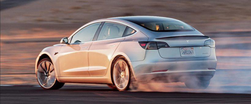 Aux États, c'est Tesla !