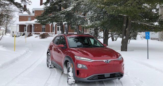 Hyundai Kona Électrique: la nouvelle référence.