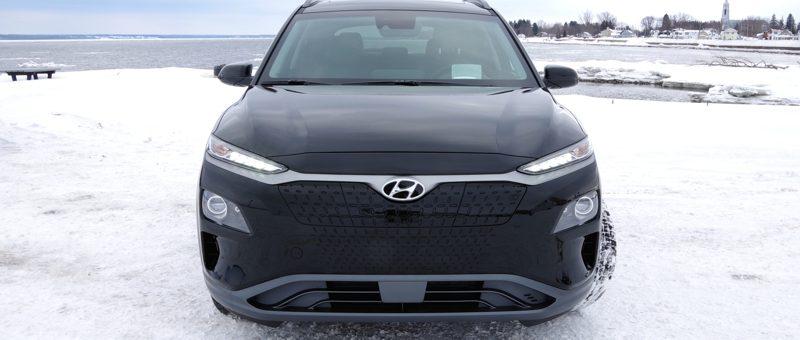 Hyundai Kona Electric 2019 – Les systèmes électroniques