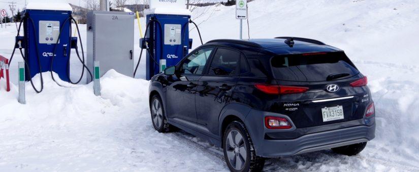 Hyundai Kona Electric 2019 – Expérience et analyse