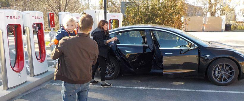 Road trip à Cape Cod en Tesla 3 : mes impressions