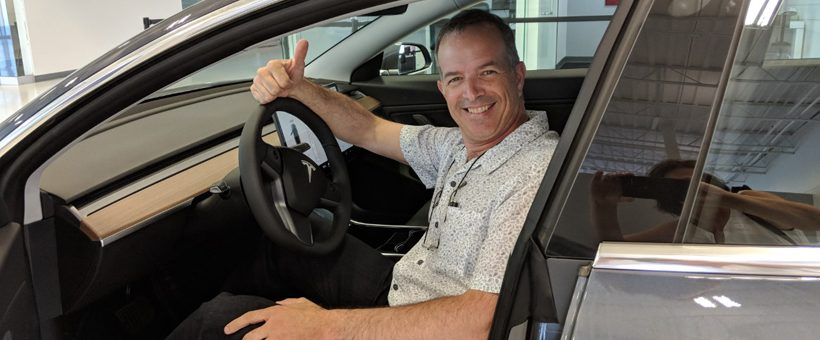 Témoignage: presqu'un an en Tesla Model 3