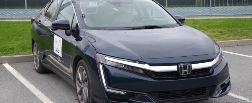 Honda Clarity PHEV Touring 2019 – Un véhicule méconnu – 1re partie