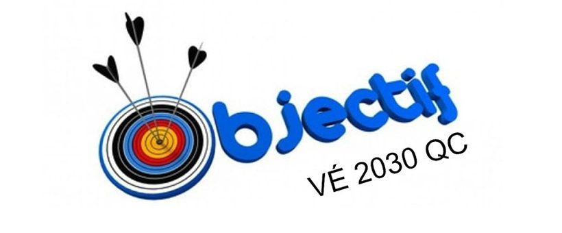 3 millions de VÉ légers en 2030 si on veut s'approcher de nos engagements