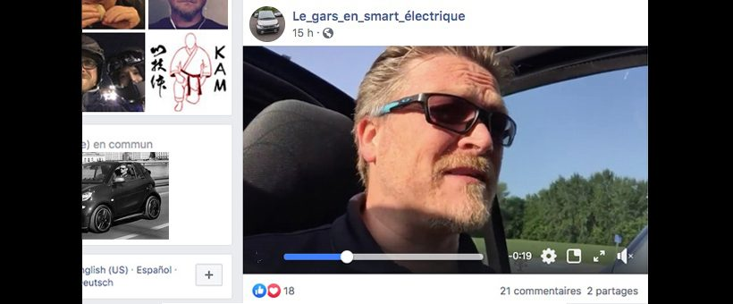 Connaissez-vous le gars en Smart électrique ?