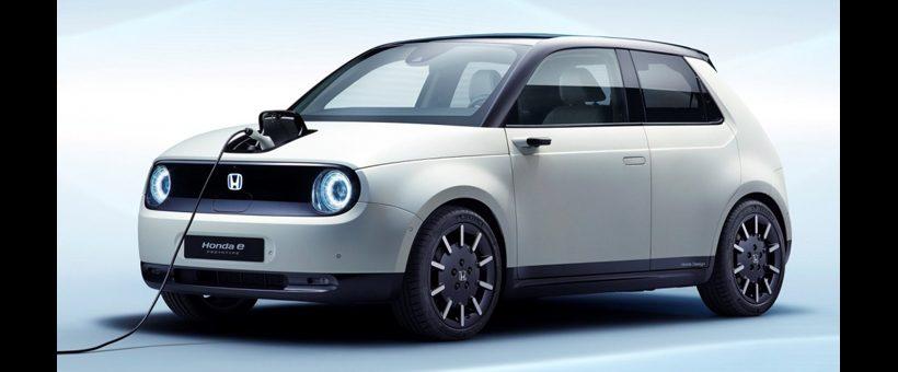 Des nouvelles de la petite Honda électrique