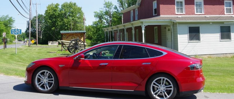 Nord-Est des É.-U. en Tesla S85D – 2 de 2