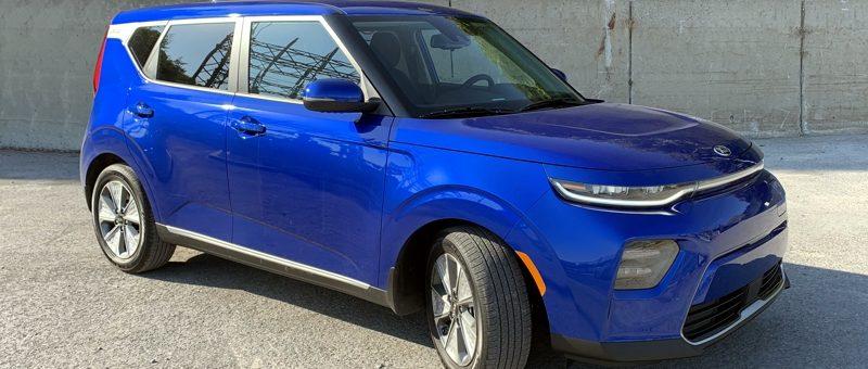 Kia Soul EV 2020, un véhicule surprenant