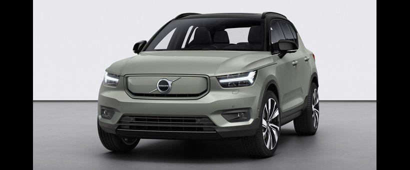 Lancement de la première Volvo 100% électrique