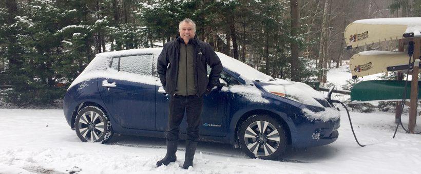 VÉ d'occasion à 15 000 $, quoi penser de la Nissan Leaf ?