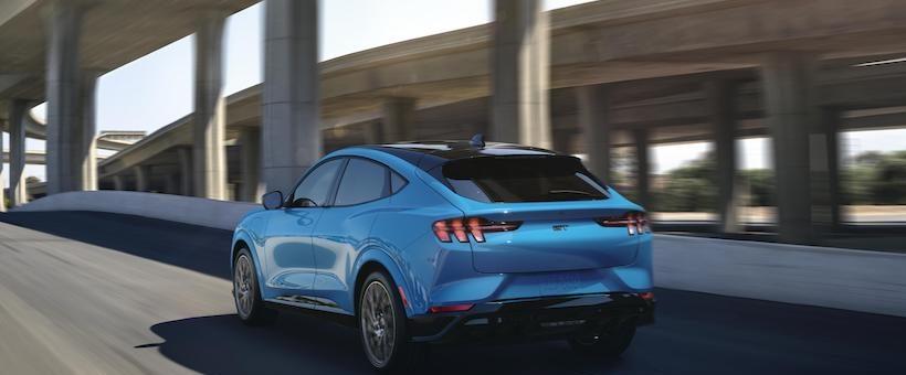 Dévoilement du Mustang Mach-E : ce que vous voulez savoir !