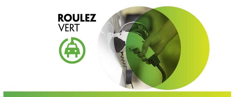 Le financement du programme Roulez Vert