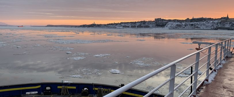 Retour en Gaspésie en Leaf 2019 – L'aller