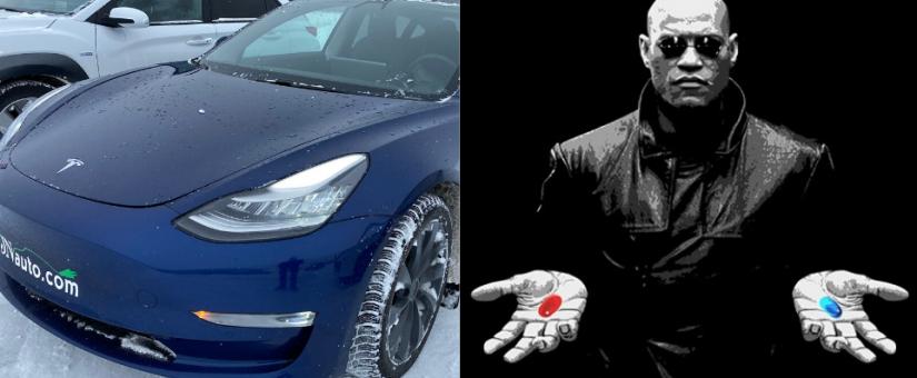 Capsule JN Auto : Ma Tesla Model 3 AWD Longue autonomie neuve m'a coûté 54 689$ NET, comment est ce possible ?