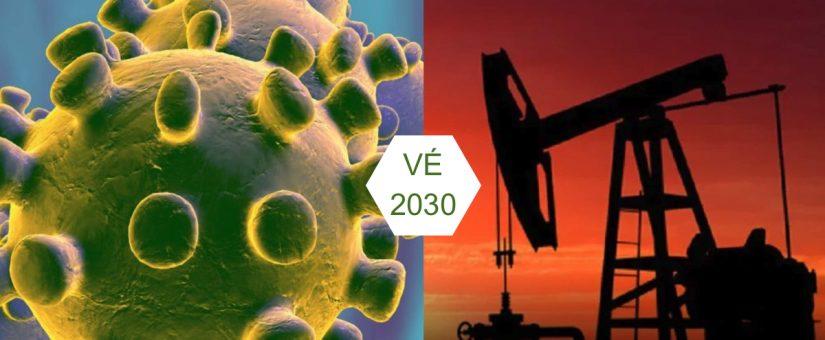 Covid-19 et pétrole, un avant-goût de l'impact des VÉ en 2030