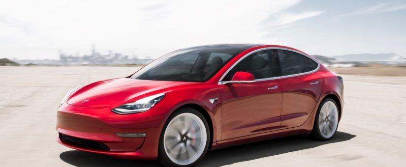 GES sur le cycle de vie d'une Model 3 dotée de la future batterie Tesla de 1600000km