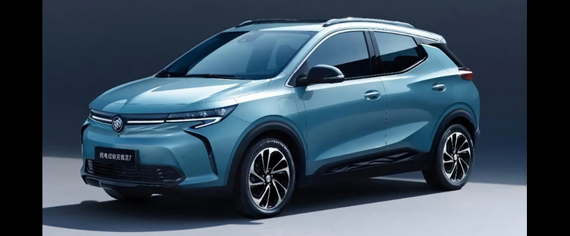 Buick lance son tout premier VUS 100% électrique en Chine