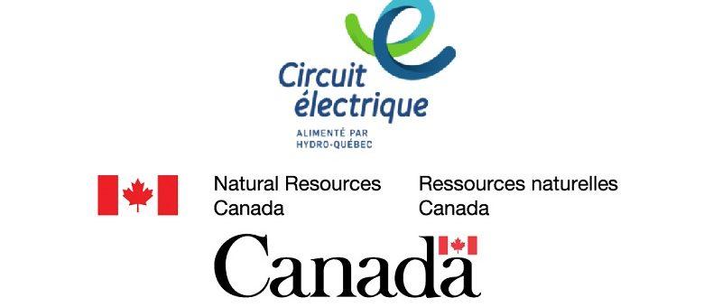 Hydro-Québec obtient $10M de financement pour près de 200 bornes rapides