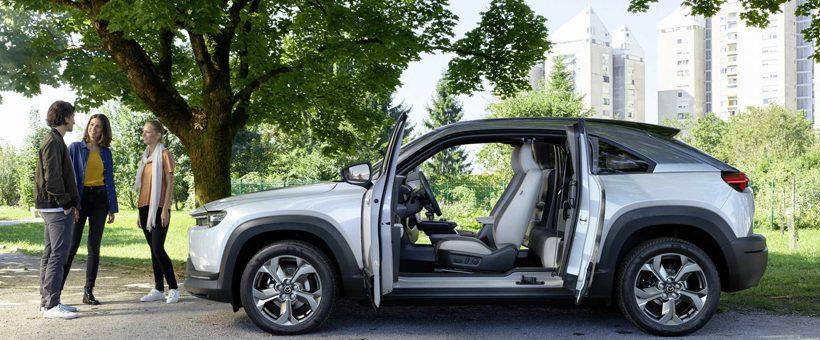 Une nouvelle étape de franchie pour le Mazda tout électrique