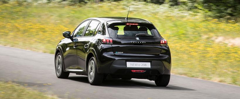 Les voitures électriques les plus populaires en France