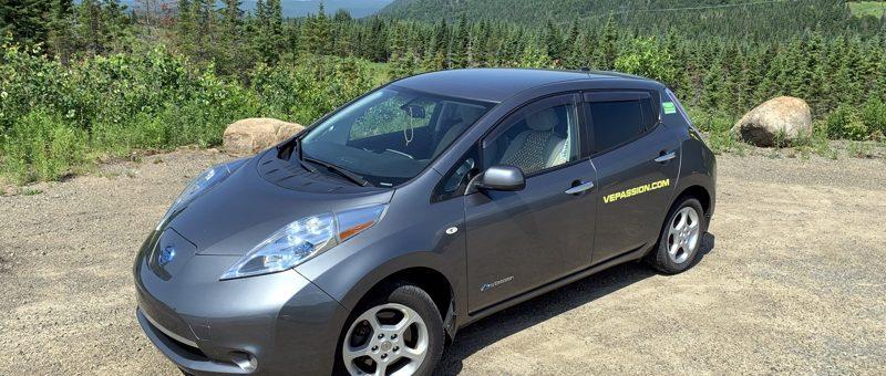 Bilan Nissan Leaf 2015, 5 ans plus tard et 100,000 km