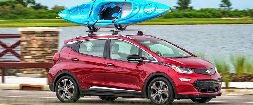 Partir en voyage avec une voiture électrique, démystification