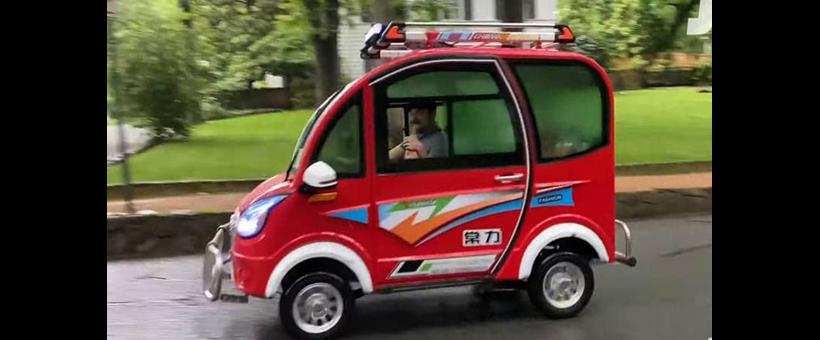 Voici la voiture électrique la moins chère au monde !