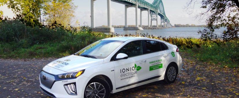 Hyundai Ioniq électrique – Présentation et comparaison