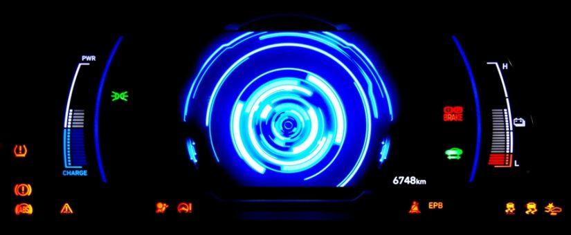 Hyundai Ioniq électrique – Les systèmes électroniques