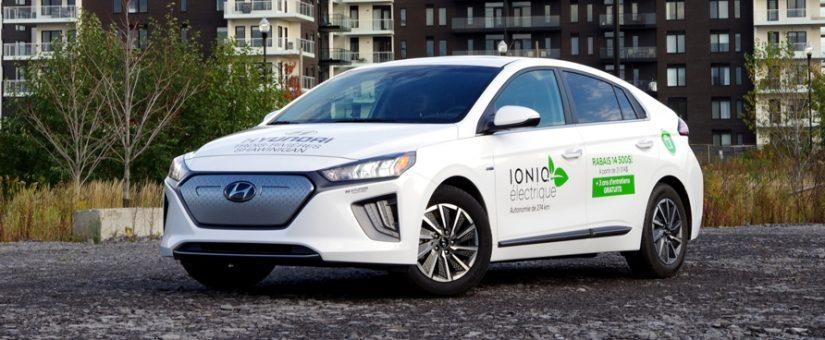 Hyundai Ioniq électrique – Expérience et analyse