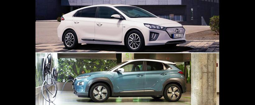 Après l'Ioniq et le Kona, bientôt un troisième véhicule électrique ?