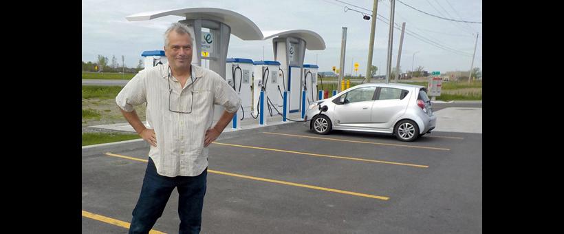 Il y a trois ans et demi pile, j'achetais ma première voiture électrique