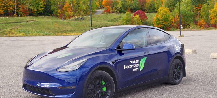 Tesla Model Y – Présentation et comparatif – Partie 1