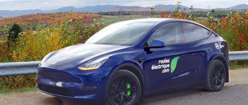 Tesla Model Y – Expérience et analyse – Partie 1