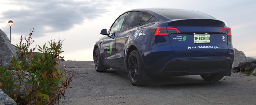 Tesla Model Y – Expérience et analyse – Partie 2