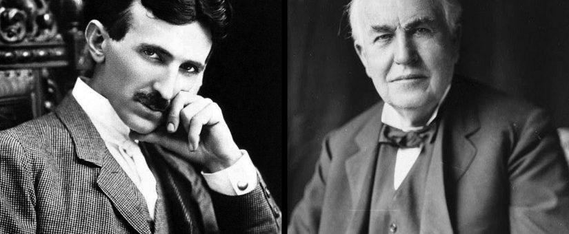 Du gaz à Edison, puis à Nikola Tesla, que nous enseigne l'histoire ?