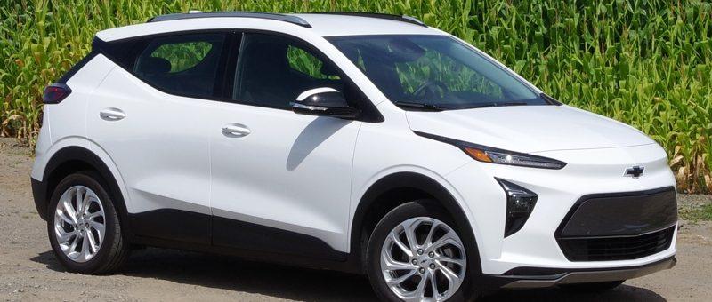 Chevrolet Bolt EUV – Partie 1 – Présentation et comparatif
